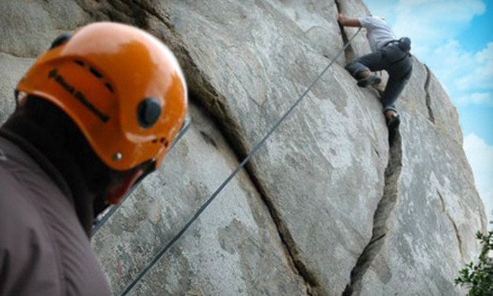 The Southern Terrain - San Carlos: $40 for One Outdoor Rock-Climbing Session from The Southern Terrain ($85 Value)