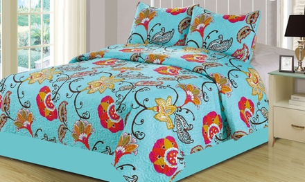 3-Piece Annabelle Quilt Set