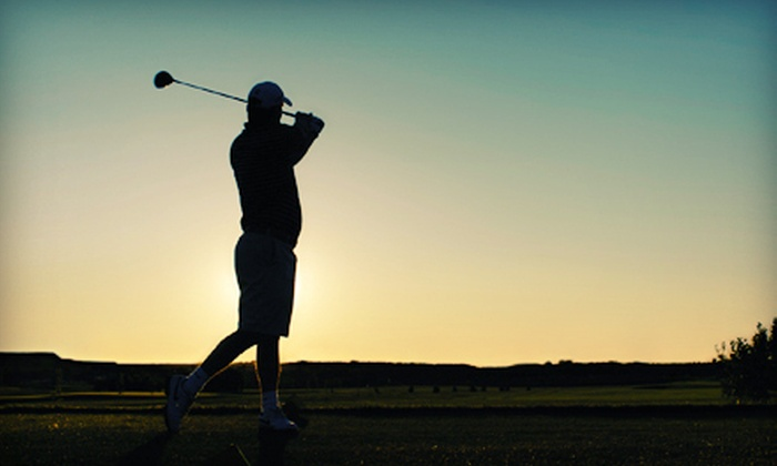 Triggs Memorial Golf Course - Mount Pleasant: $189 for 5 18-Hole Rounds of Golf and 10 One-Hour Group Clinics at Triggs Memorial Golf Course (Up to $960 Value)