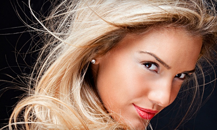 The Polished Edge Salon - Dicken: Salon Treatment Packages at The Polished Edge Salon (Up to 72% Off). Three Options Available.
