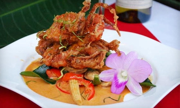Orchid Winter Park - Winter Park: $20 for $40 Worth of Thai Fare and Drinks at Orchid Winter Park in Winter Park