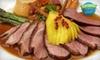 Half Off Upscale Cuisine in Arlington