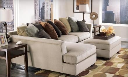 $150 Groupon to Ashley Furniture HomeStore - Ashley Furniture HomeStore in Spartanburg