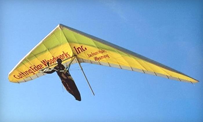 Paradise Hang Gliding - Bonita Springs: $74 for an Introductory Lesson at Paradise Hang Gliding ($149 Value)