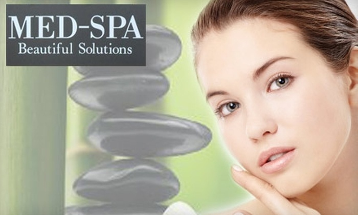 Beautiful Solutions Medical Spa - Cedar Park: $79 for One Area of Skin-Tightening Treatment at Beautiful Solutions Medical Spa