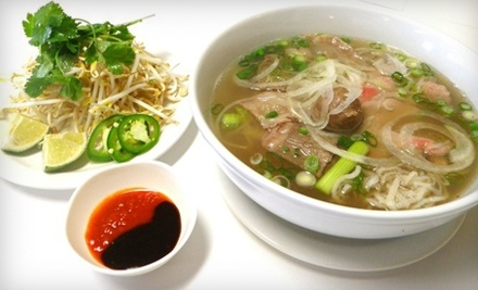 $16 Groupon to Pho Quynh - Pho Quynh in Sioux Falls