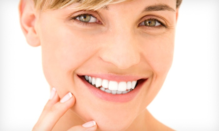Fat Loss & Body Transformation Clinic - Southeast Springfield: Zoom! Laser Teeth-Whitening Treatment or Beyond WhiteSpa at Fat Loss & Body Transformation Clinic (Up to 79% Off)