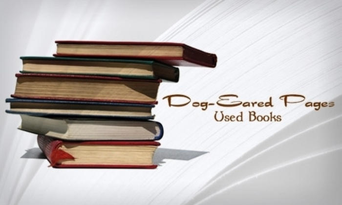 Dog-Eared Pages Used Books - Paradise Valley: $10 for $20 Worth of Used Books at Dog-Eared Pages Used Books