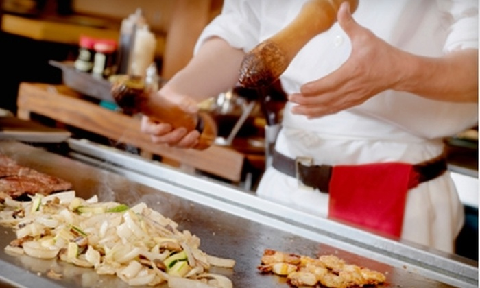 Ichiban - Columbus: $10 for $20 Worth of Hibachi-Style Japanese Cuisine at Ichiban