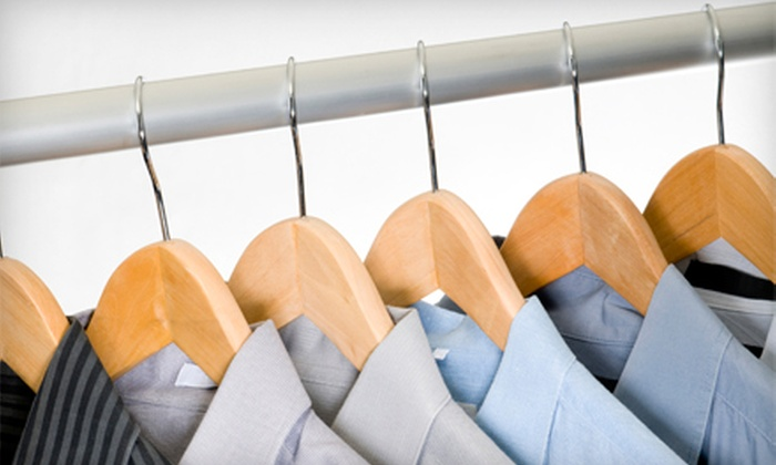 Del Rio Cleaners - Multiple Locations: $15 for $30 Worth of Dry-Cleaning Services at Del Rio Cleaners