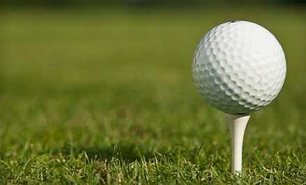 Deer Pass Golf Course: 18 Holes Of Golf for 2 Including Cart Rental (Valid on Weekends Before 2:30PM) - Deer Pass Golf Course in Seville