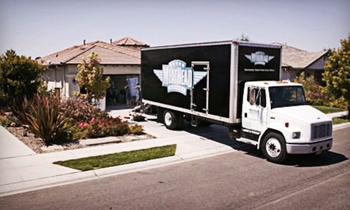 Meathead Movers - Los Angeles: Four Hours of Moving or Packing Services from Meathead Movers (Up to 71% Off)