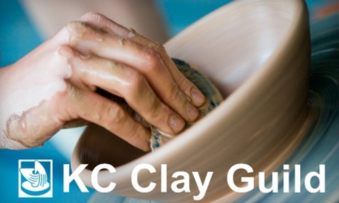 KC Clay Guild - Tower Homes: $79 for a Four-Week Adult Pottery Course at KC Clay Guild ($170 Value)