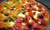 Gold Coast Pizza - Pine Camp: Pizza and Soft Drinks for Two or Four at Gold Coast Pizza in Ashland (Up to 59% Off)
