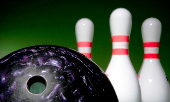 Copperfield Bowl - Houston: $20 for Three Games of Bowling for Two, Shoe Rental for Two, and a $10 Snack Credit at Copperfield Bowl (Up to $44.56 Total Value)