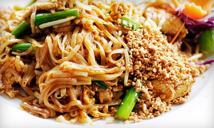 Mai Thai - Prairie Center: $10 for $20 Worth of Thai Fare at Mai Thai in Overland Park