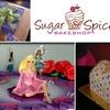 Half Off at Sugar & Spice Bakeshop