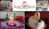 Sugar and Spice Bake Shop - Allegheny West: $5 for $10 Worth of Cafe Eats and Bakery Treats at Sugar & Spice Bakeshop