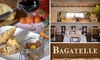 Bagatelle New York - Meatpacking District: $25 for $50 Worth of French and Mediterranean Dining Sunday through Wednesday at Bagatelle