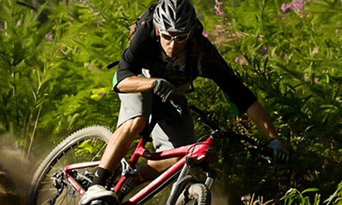 Outbound Cycle - West Kelowna: $20 for a One-Day Mountain-Bike Rental ($39.99 Value) or $25 for a Bike Tune-Up ($49.99 Value) at Outbound Cycle
