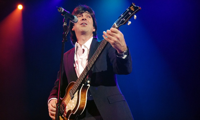 """Winnipeg Symphony Orchestra - Downtown Winnipeg: Ticket to """"Live and Let Die: A Symphonic Tribute to the Music of Paul McCartney"""" at Winnipeg Symphony Orchestra. Three Dates Available."""