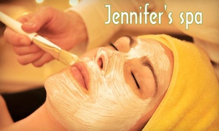 Jennifer's Spa - Downtown: $59 for a Holistic Rejuvenation Facial at Jennifer's Spa ($120 Value)