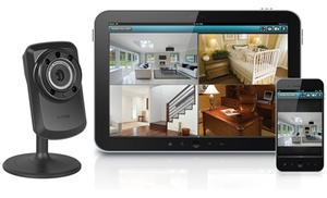 D-Link DCS-934L Wireless Camera XP