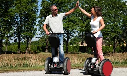 Wertgutschein über 20, 30, 40 oder 50 € anrechenbar auf Segways, Touren oder Zubehör von DO-FUN.de ab 9,90 €