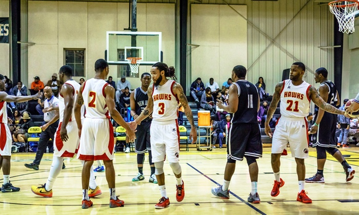 Baltimore Hawks - St Frances Academy: Baltimore Hawks ABA Basketball Game on February 6, 13, or 27