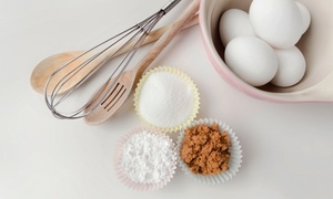 Sugar Tiers: CC$89 for Two-Hour Cake-Making Workshop for One at Sugartiers (CC$249 Value)