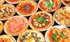 東京都/渋谷 ≪ピッツァ食べ放題+前菜3種+サラダ+飲み放題2時間≫