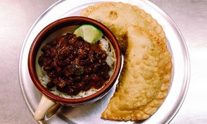 Caneda's: Empanadas, Sandwiches, and Sides for Two or Four at Caneda's (Up to 42% Off)