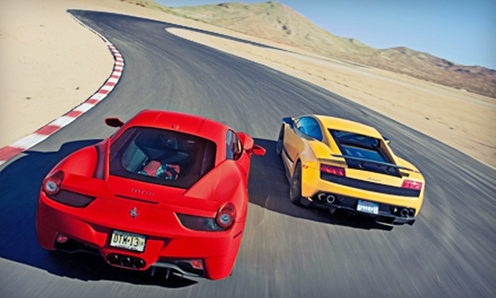 Xtreme Xperience - Houston Racetrack: Three Laps in One or Two Luxury Supercars from Xtreme Xperience in Angleton August 7–12 (Up to 68% Off)