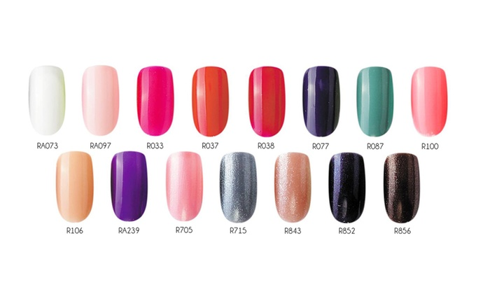 Vernis Semi Permanents Colored Groupon Shopping