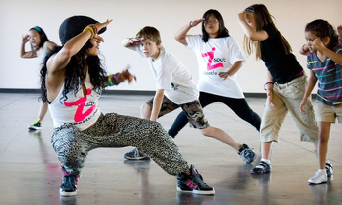The Z Spot - Spring Valley: 10 or 20 Kids' Zumbatomic Classes at The Z Spot (Half Off)