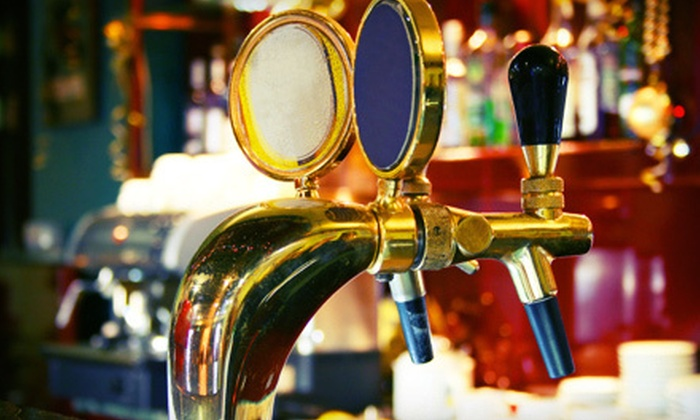 Emerson's Ale House - Mount Prospect: Craft Beer Flights and Burgers for Two or Four at Emerson's Ale House in Mt. Prospect (Up to 55% Off)