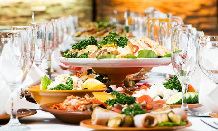 A.V. Gourmet - Hillsborough: $195 for $500 Worth of Catering Services — Av Gourmet
