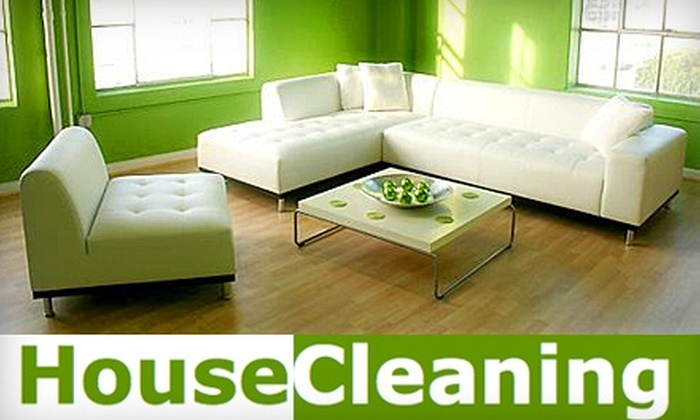 Inherited Habit Cleaning Company - Central City: $69 for Up to Three Hours of Green Home Cleaning from Inherited Habit Cleaning Company