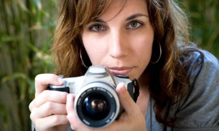 SnapShotSandy - North Bend: $59 for a Three-Hour Digital Photography Workshop at SnapShotSandy in North Bend ($150 Value)