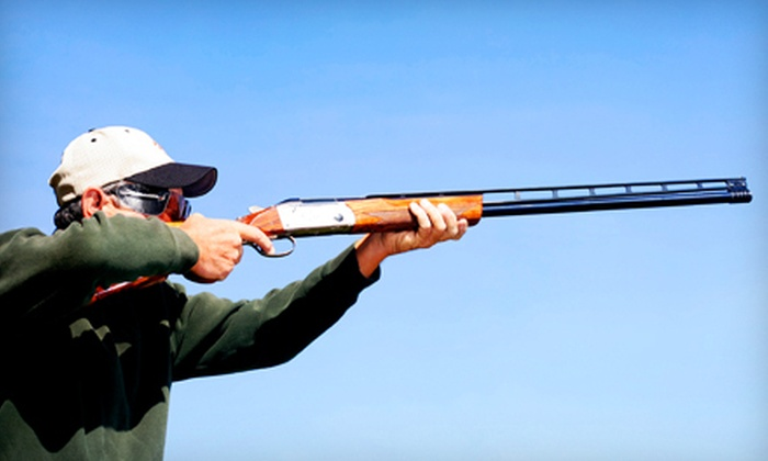 Family Shooting Center - Aurora: Trapshooting Package for Two or Four from Family Shooting Center in Aurora (Up to 55% Off)