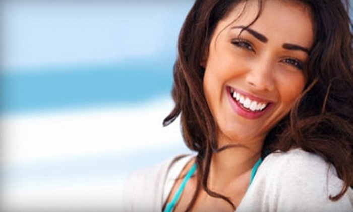 Serendipity Salon and Day Spa - Columbus: $59 for a 30-Minute BleachBright Teeth-Whitening Session at Serendipity Salon and Day Spa ($150 Value)
