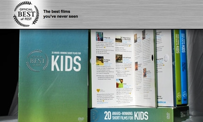 Official Best of Fest - South-Lake Union: $12 for Official Best of Fest Short-Films for Kids Box Set ($39.95 Value)