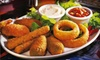 Off Broadway Pub - Southwest Side: $10 for $20 Worth of Burgers, Barbecue Fare, and Drinks at Off Broadway Pub in Brookfield