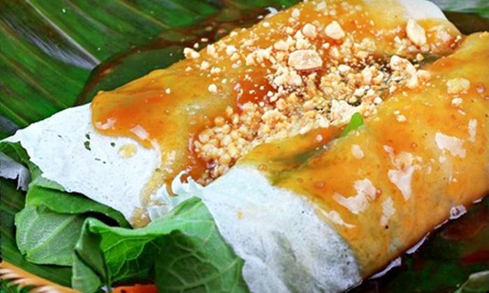 Shepherds Asian Bistro & Grill - Spenard: $12 for $25 Worth of Filipino Cuisine at Shepherd's Asian Bistro & Grill