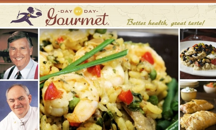 Day by Day Gourmet - Picnic Point-North Lynnwood: 12 Prepared Gourmet Meals from Day-by-Day Gourmet