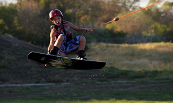 Cowtown Wakepark - Fort Worth: Wakeboarding Adventures at Cowtown Wakepark (Up to 54% Off). Four Options Available.