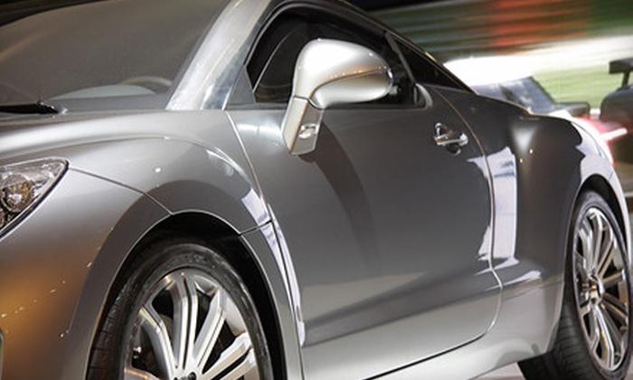 Advance Auto Detailing - White Oak: Basic Car Detail at Advance Auto Detailing near Bethesda (Up to 53% Off)
