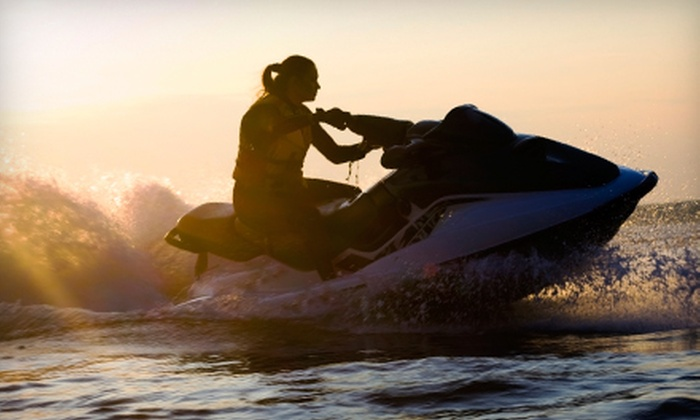 Caribbean Rider - Fort Lauderdale: One Hour of Jet Skiing for Up to Three People or a Three-Hour Snorkeling-and-Jet-Ski Package from Caribbean Rider