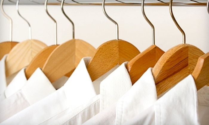 Sheilas Dry Cleaning - Parkdale - Walden: $10 for $20 Worth of Dry Cleaning at Sheila's Dry Cleaners.