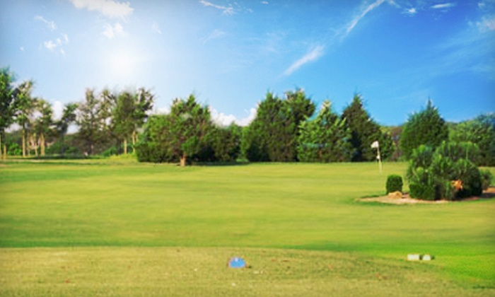 Stone River Golf Club - Stone River Golf Club: 18-Hole Round of Golf for One, Two, or Four at Stone River Golf Club in Royse City (Up to 52% Off)